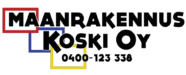 Maanrakennus Koski Oy